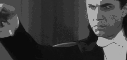 Dracula Illustrator Tracing
