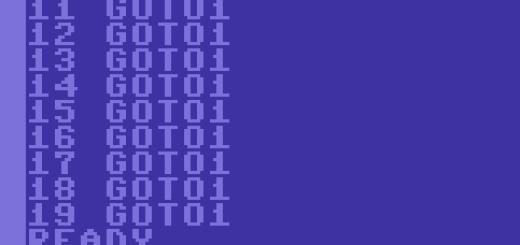 Screenshot of BASIC Code