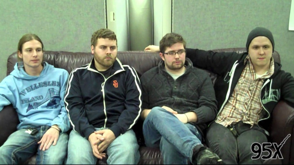 Ohne-Ka and the Burning River interview on 95X